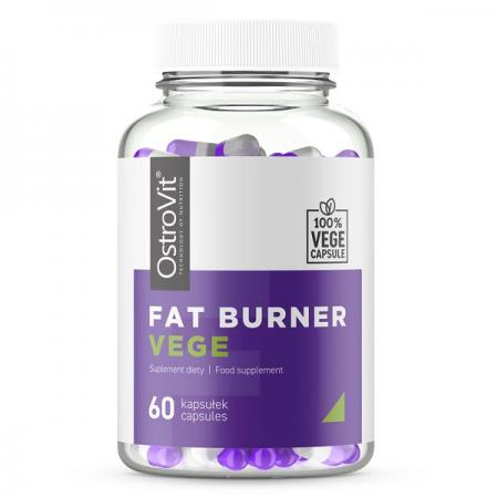 OstroVit Vege Fat Burner, 60 вегакапсул
